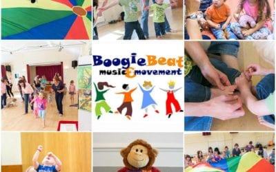 Boogie Beat Music and Movement weybridge and surrounding areas