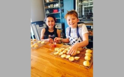 Children's Cookery at Chequers Kitchen