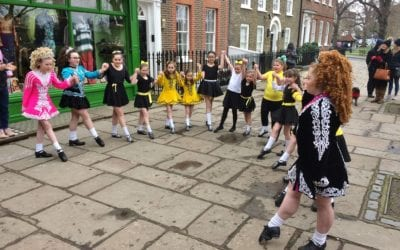 Mantons Irish Dancing (Sat, 11am)