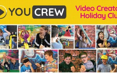 YouCrew – iPad Video Creator Holiday Club
