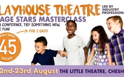 Playhouse Theatre Stage Stars Masterclass