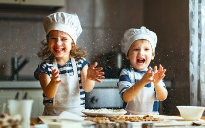 Easy Baking Recipes For Children