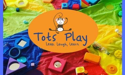 Tots Play Caerphilly (Discovery Tots)