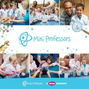 Mini Professors Sheffield West