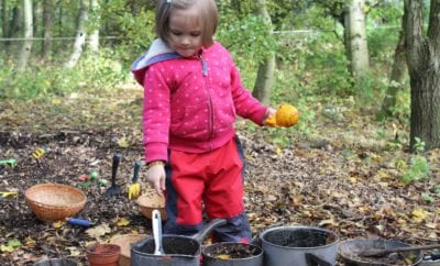 Muddy boots Allotment Playgroup