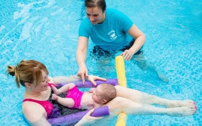 Puddle Ducks Baby & Preschool Swimming Lessons