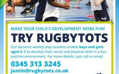 Rugbytots Coleraine