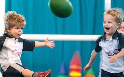 Rugbytots Hanwell Fields Community Centre