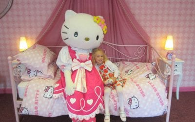 Drusillas Park- Come and Meet Hello Kitty