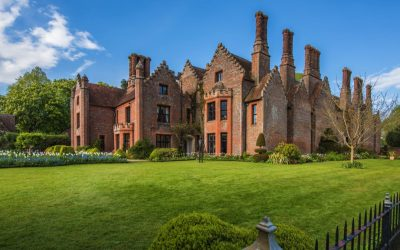 Chenies Manor House and Gardens