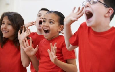 Bow/Hackney 4-7 Years Performing Arts Classes