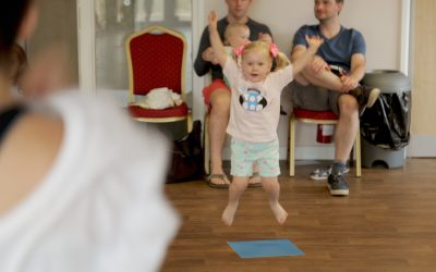 Tot Bop dance class – Baby Boppers – Monday (pm)