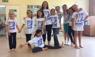 Brand New 4 to 6 year old class with Tessa's Jazz Hands in South West London.