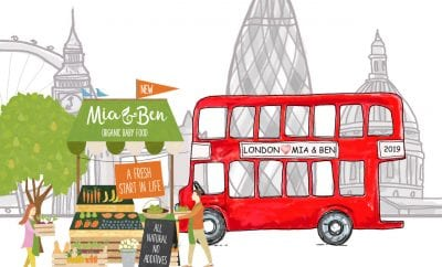 Mia & Ben Product Launch – Free Samples for Kids Classes