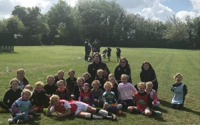 Orpington FC Wildcats – girls football